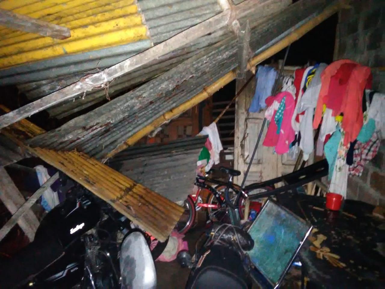 Por fuerte aguacero varias familias de Floridablanca fueron evacuadas    Floridablanca   Metro   EL FRENTE
