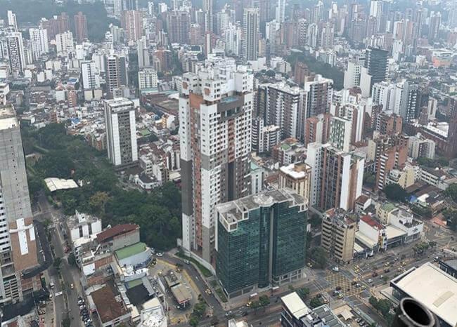 Calidad del aire mejoró los últimos días en Bucaramanga | Bucaramanga | Metro | EL FRENTE