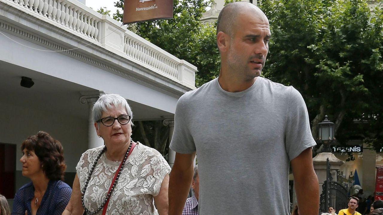 Madre de Pep Guardiola murió por contagio de coronavirus | Internacional | Deportes | EL FRENTE