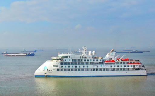 81 personas a bordo de un crucero australiano tienen Covid-19   Mundo   EL FRENTE