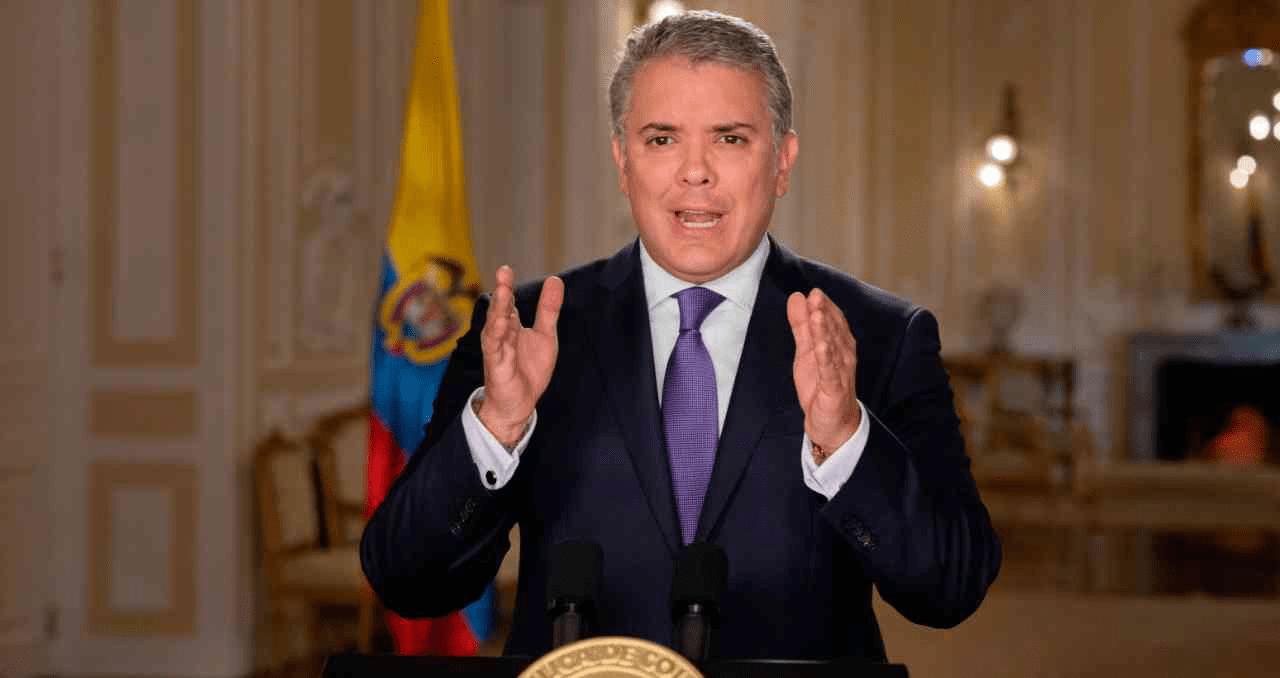 Presidente Duque anuncia ampliación del aislamiento preventivo hasta el 27 de abril   Colombia   EL FRENTE