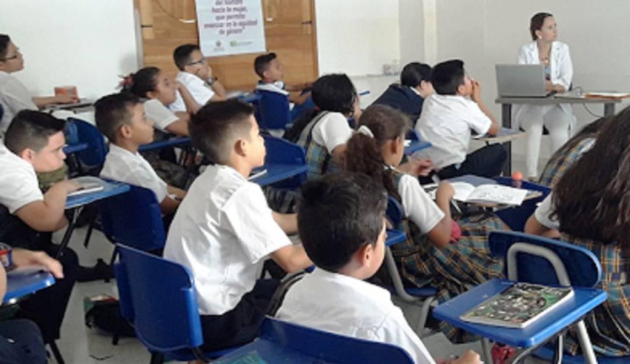 Clases en colegios públicos se reinician el 20 de abril | Bucaramanga | Metro | EL FRENTE