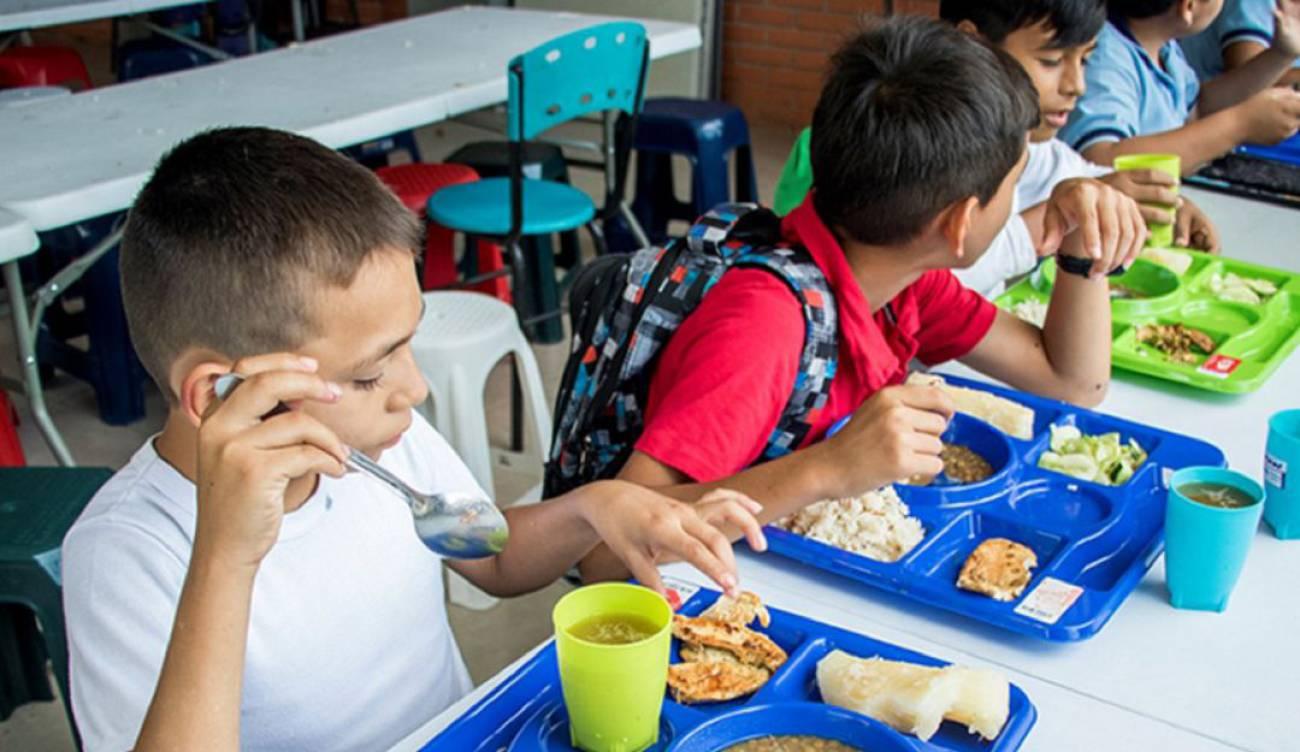 Entregarán PAE a niños de Bucaramanga | Bucaramanga | Metro | EL FRENTE