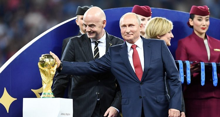 ¿Rusia y Catar pagaron sobornos para ser elegidas? | Internacional | Deportes | EL FRENTE