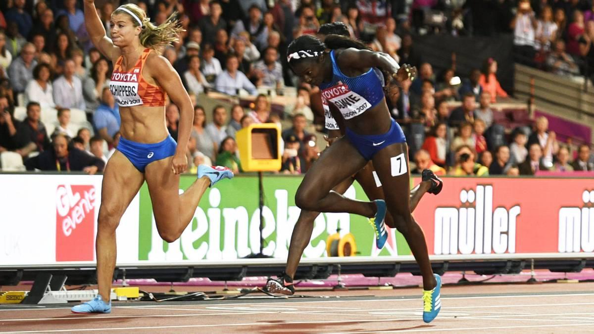 Clasificación olímpica del atletismo desde diciembre | Internacional | Deportes | EL FRENTE