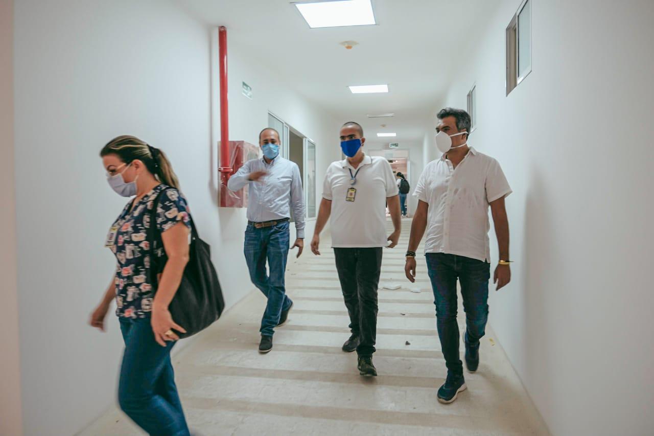 Centro de salud El Danubio consolidará la red hospitalaria pública de Barrancabermeja | Municipios | Santander | EL FRENTE