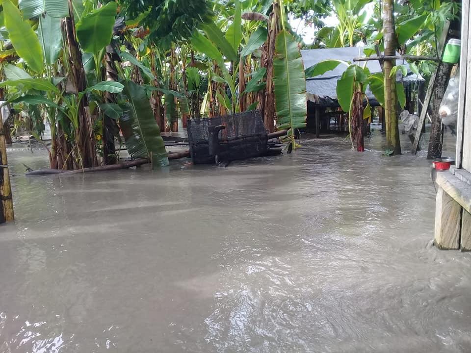 La temporada de lluvias empieza a causar daños en Santander. Arrasa con viviendas y cultivos  | Región | Santander | EL FRENTE