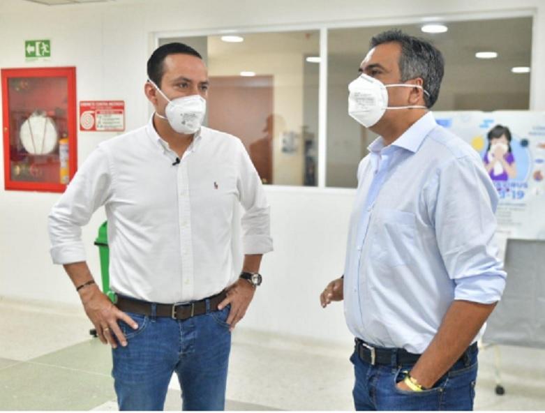 Se ampliará capacidad hospitalaria en Barrancabermeja para atender pacientes con la Covid-19  | Santander | EL FRENTE