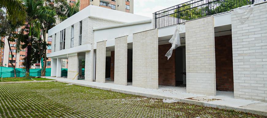 En julio estaría listo el Centro de Vida de Real de Minas | EL FRENTE