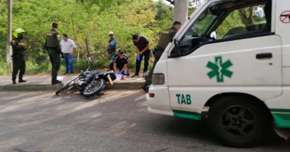 Hombre fue asesinado en la vía El Porvenir | EL FRENTE