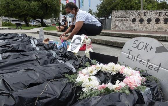 Estados Unidos supera las 100 mil muertes por la covid-19   Mundo   EL FRENTE
