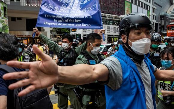 Hong Kong, la región especial que pierde libertades ante China   Mundo   EL FRENTE
