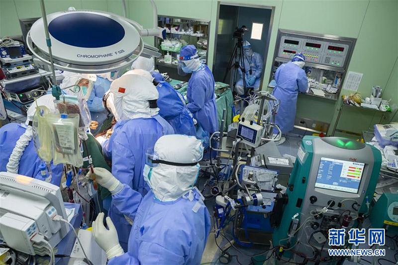 Coronavirus dañó sus pulmones y vive para contarlo    Mundo   EL FRENTE