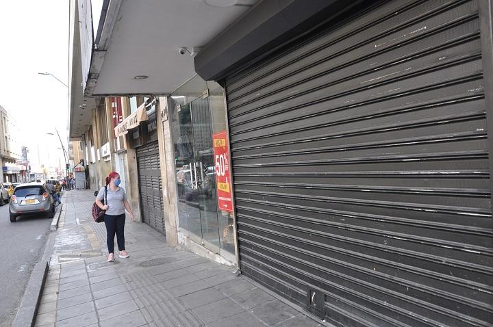 Cifras del DANE revelan un 14% de personas cesantes. Se disparó el desempleo en Bucaramanga    Local   Economía   EL FRENTE
