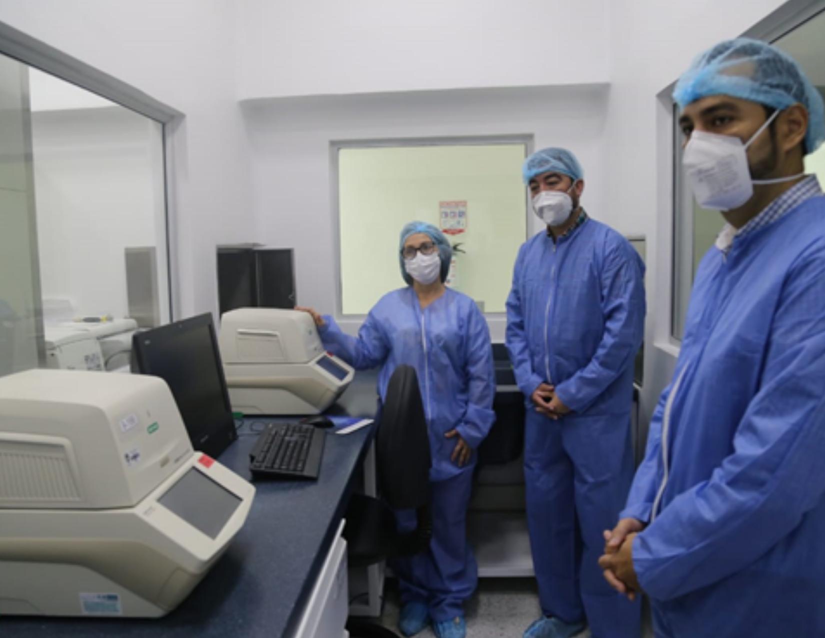 Lucha frontal contra la Covid-19 en Santander. Habilitan dos laboratorios para procesar más pruebas | Región | Santander | EL FRENTE