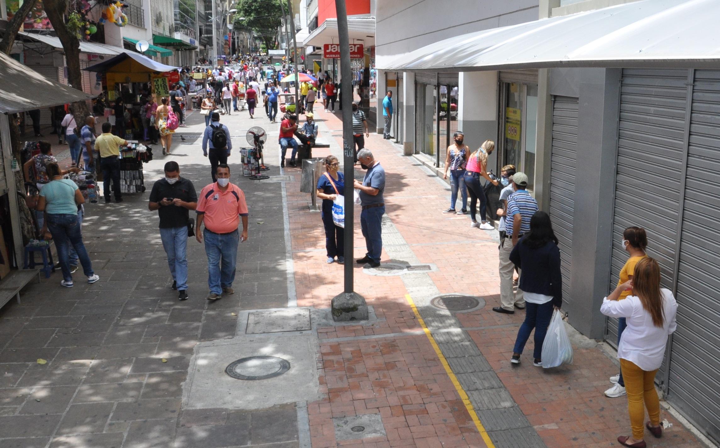 Blance general de reapertura económica en Santander. Respuesta responsable de clientes y comercios     Local   Economía   EL FRENTE