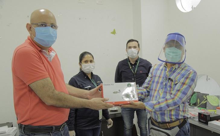 Dotación a Colegio Agropecuario La Fortuna. Apoyo para talento regional con laboratorio de robótica  | Municipios | Santander | EL FRENTE