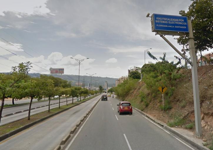 Directora de tránsito ratificó que fotomultas no volverán a Floridablanca  | Metro | EL FRENTE