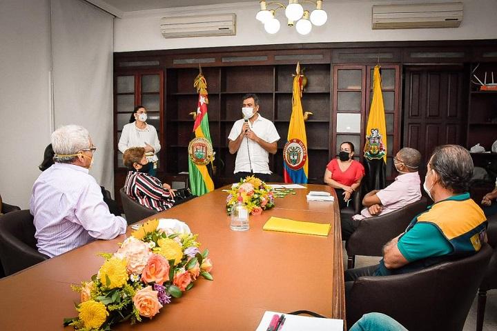 Fomentan identidad barranqueña. Posesionado nuevos miembros del Consejo Distrital de Cultura | Municipios | Santander | EL FRENTE