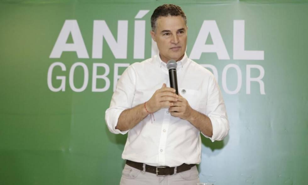 Fiscalía ordena captura del gobernador de Antioquia | Nacional | Justicia | EL FRENTE