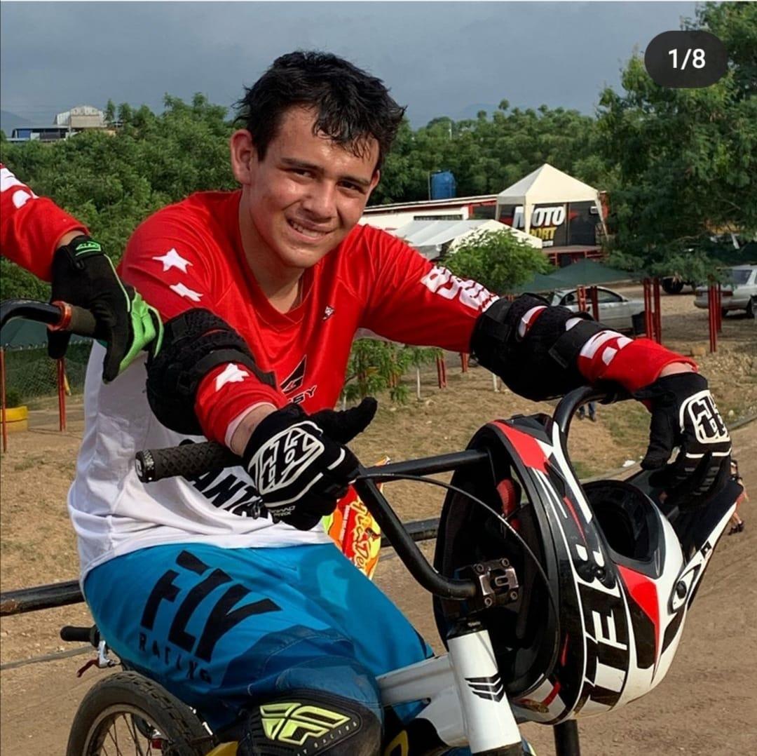 Falleció Esteban Durán promesa del BMX santandereano | Local | Deportes | EL FRENTE