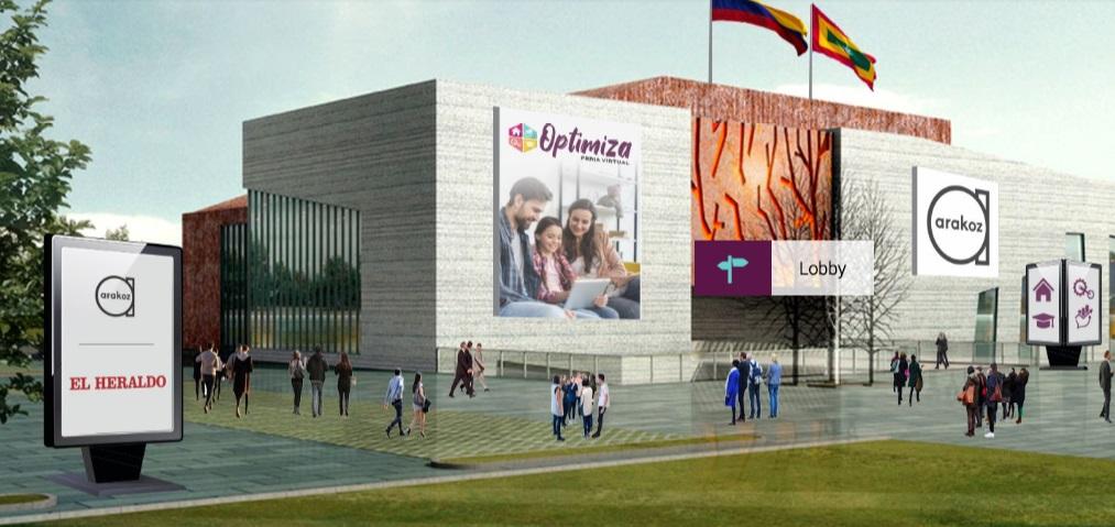 Finalizó la feria virtual Optimiza con la Cámara de Comercio de Bucaramanga  | Economía | EL FRENTE
