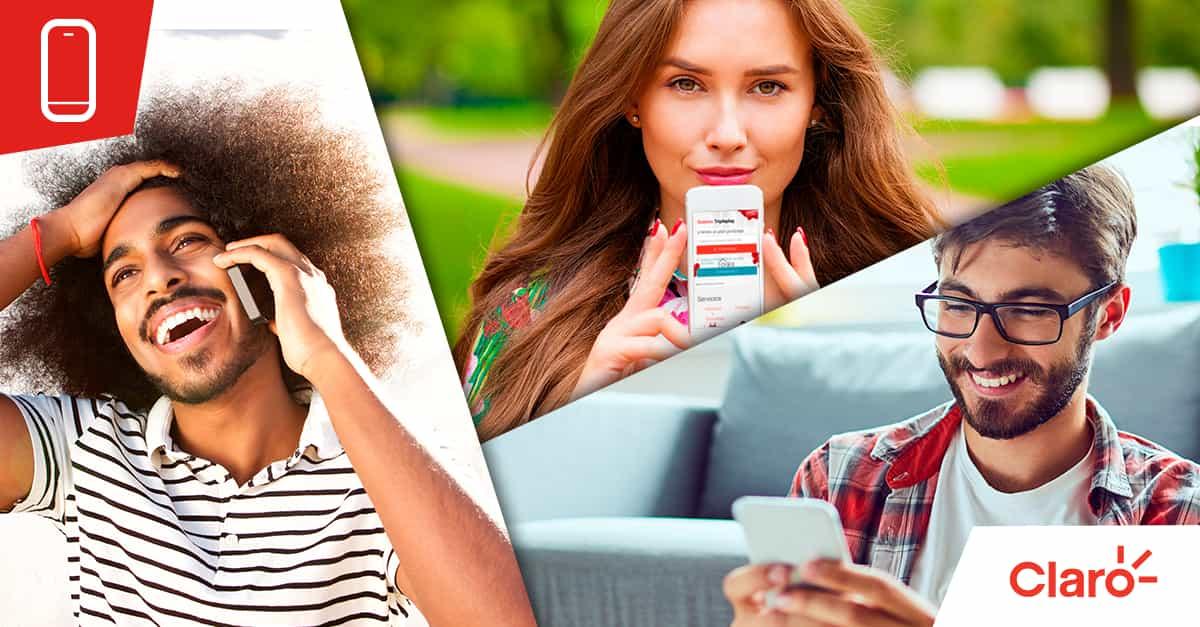 Planes móviles Claro para todos sin historial crediticio   Tecnología   Variedades   EL FRENTE