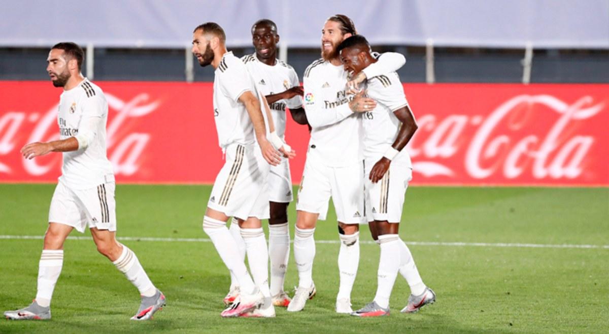 Real Madrid consiguió vencer 1-0 al Getafe | Deportes | EL FRENTE