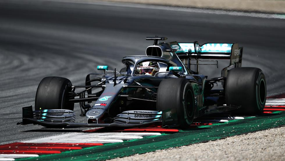 Fórmula 1 inició prácticas para GP de Austria | Deportes | EL FRENTE