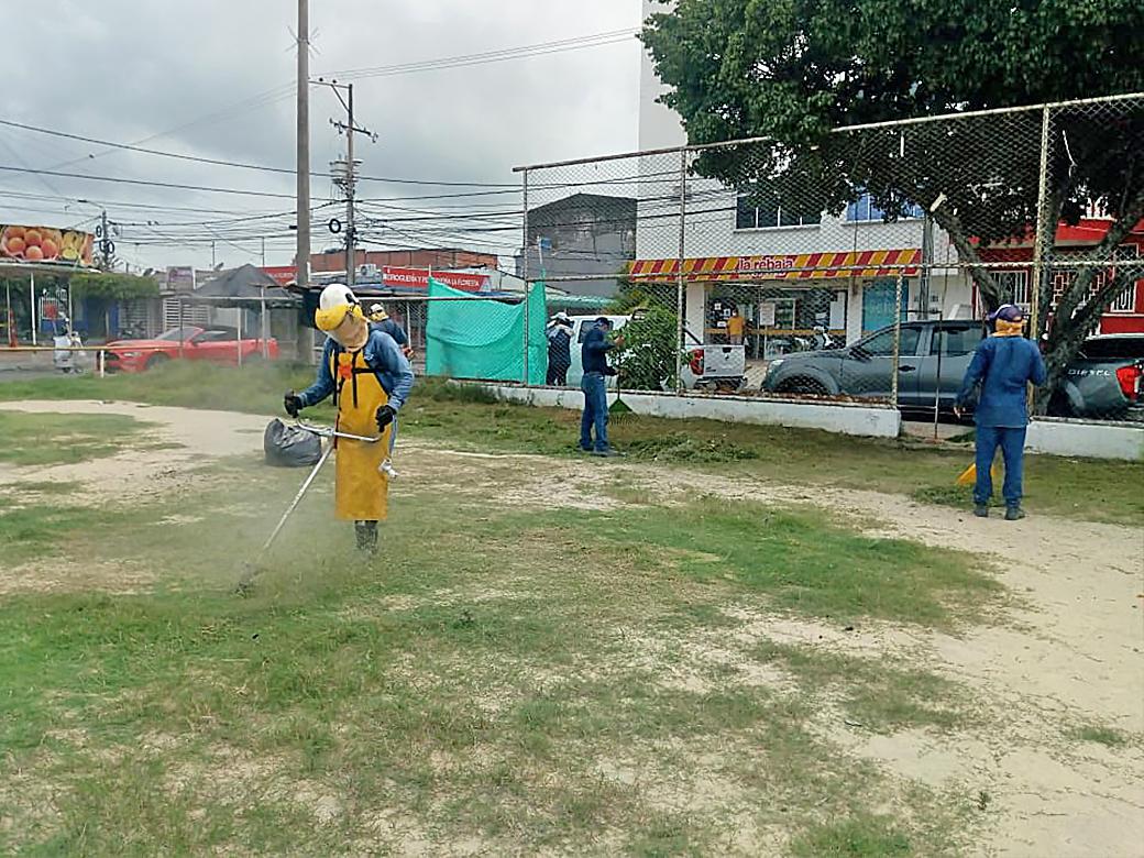 Mejoras a escenarios deportivos de Barrancabermeja | Deportes | EL FRENTE
