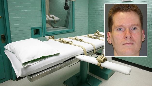 Estado de Texas ejecutó al reo Billy Wardlow | foto | EL FRENTE
