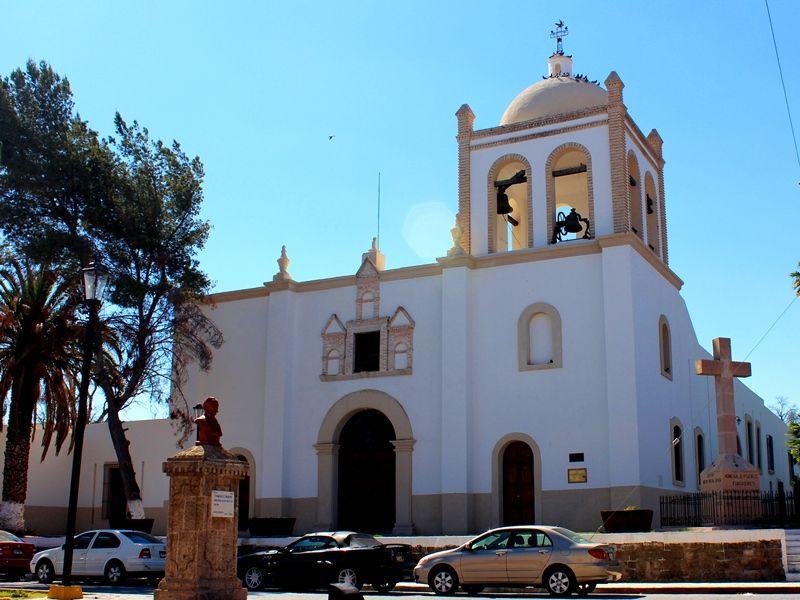 Celebró una boda y le clausuraron la iglesia | EL FRENTE
