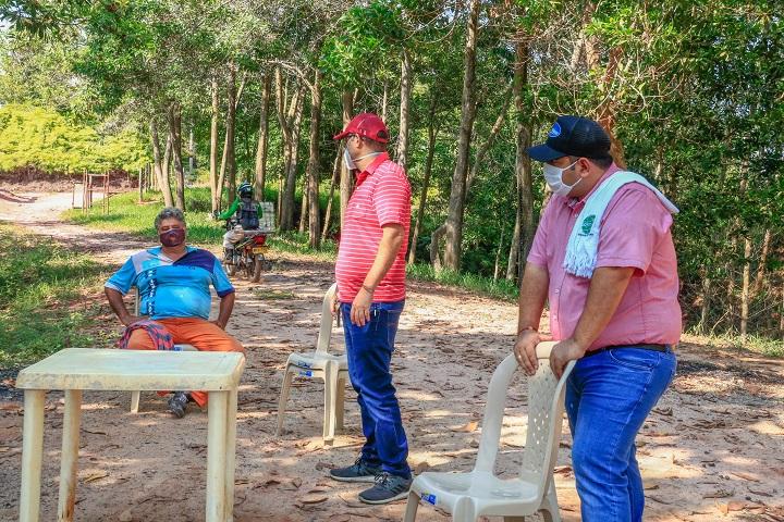 Oferta institucional en el sector rural. Umata llevó soluciones para necesidades de la comunidad | EL FRENTE