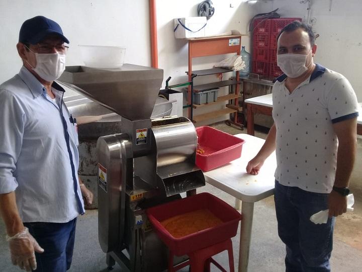 Cámara de Comercio de Bucaramanga impulsa a la cadena productiva de sector lácteo santandereano  | EL FRENTE
