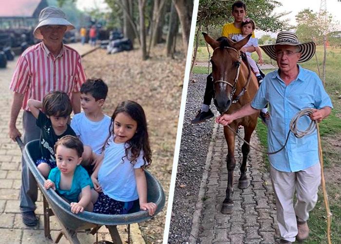 Álvaro Uribe Vélez, el hijo, padre y abuelo Por: Hernando Mantilla Medina | Especiales | Variedades | EL FRENTE
