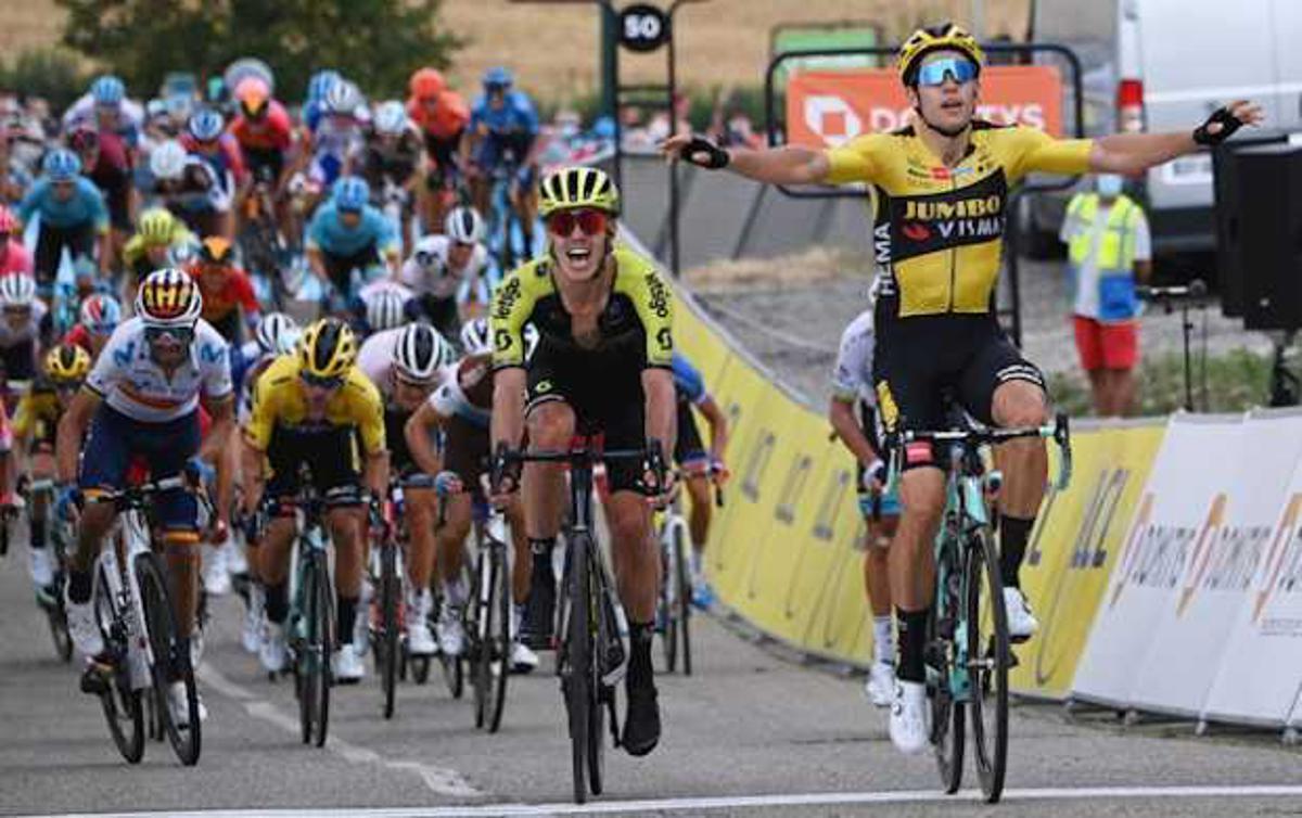 Van Aert ganó primera etapa del Dauphiné | Internacional | Deportes | EL FRENTE