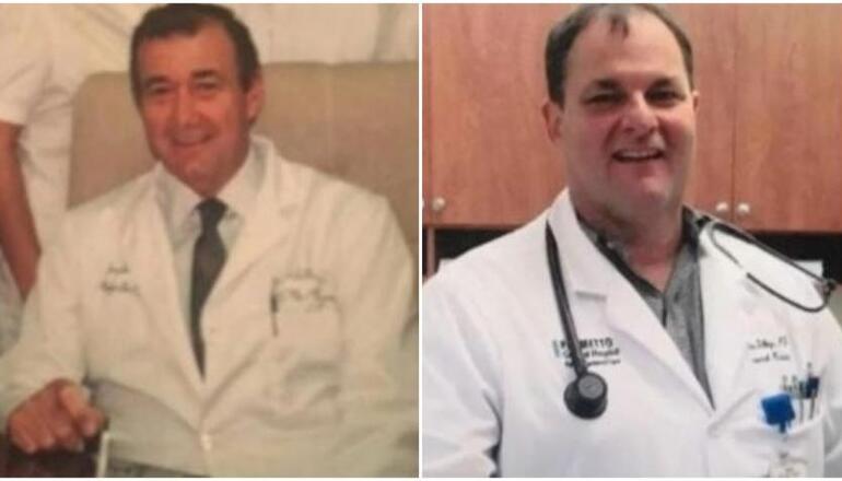 Padre e hijo, médicos, murieron en el mismo hospital de coronavirus | Mundo | EL FRENTE