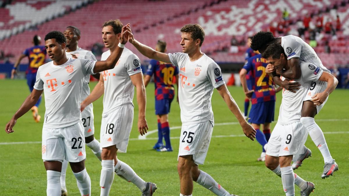 Extraordinaria demostración del Bayern Múnich | Internacional | Deportes | EL FRENTE
