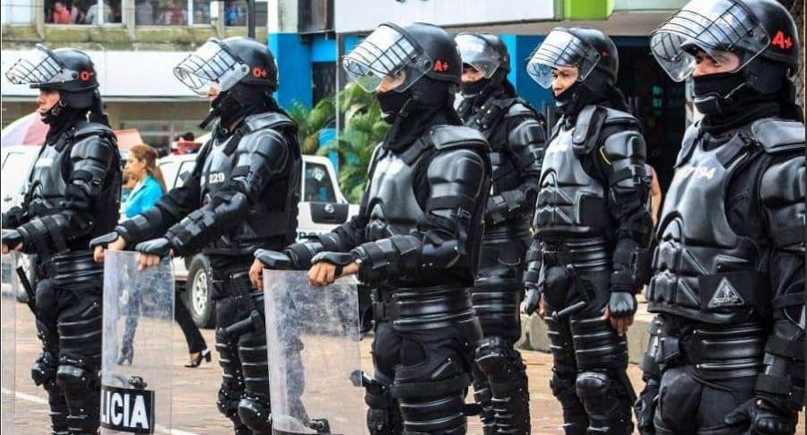 Gobierno  Duque apoyará una reforma a la Policía  | EL FRENTE