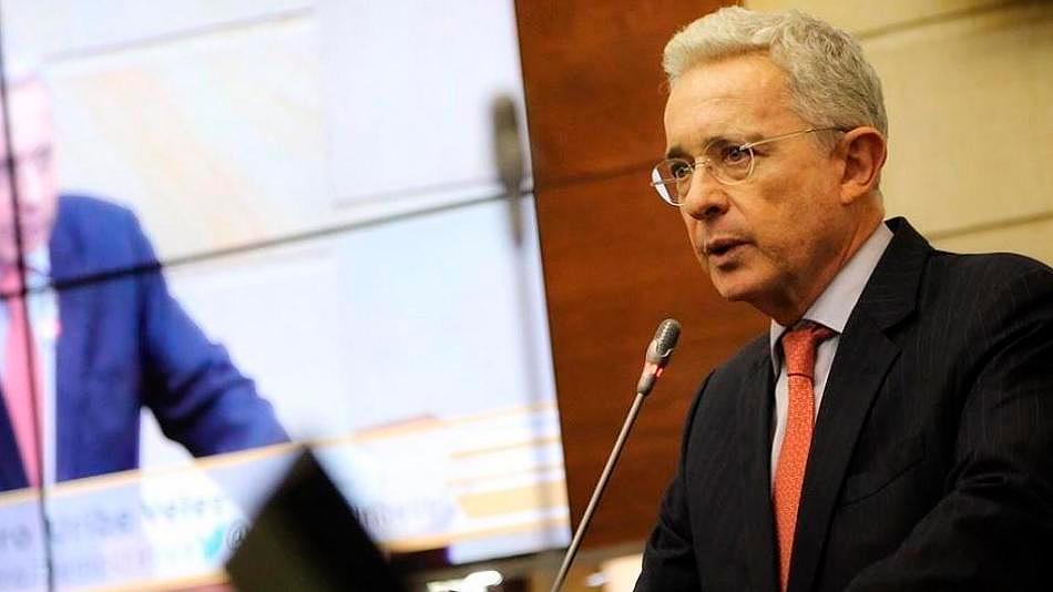 Centro Democrático pide hacer público expediente contra expresidente Uribe  | EL FRENTE
