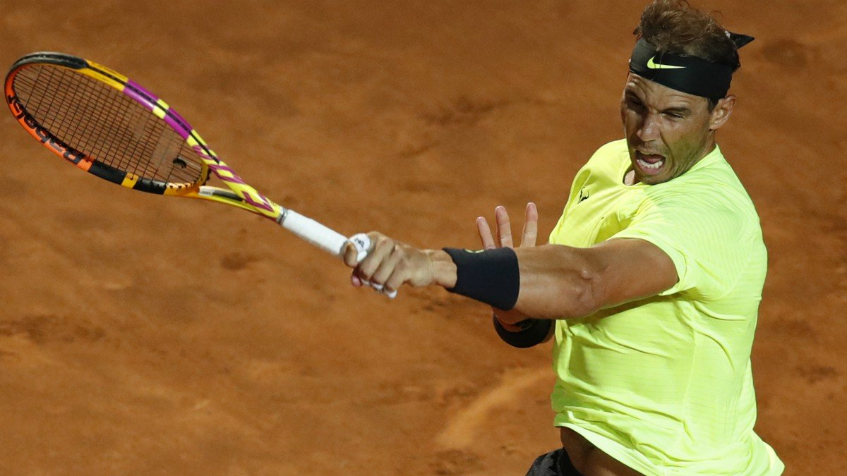 Impresionante regreso de Rafael Nadal | Deportes | EL FRENTE