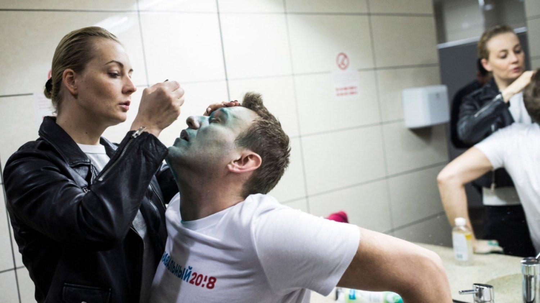 Nueva pista sobre el envenenamiento de Alexei Navalny | foto | EL FRENTE