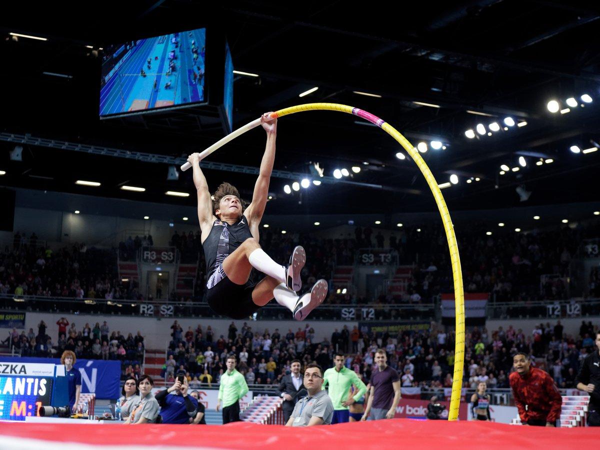 Duplantis logra récord mundial en salto con garrocha | Deportes | EL FRENTE