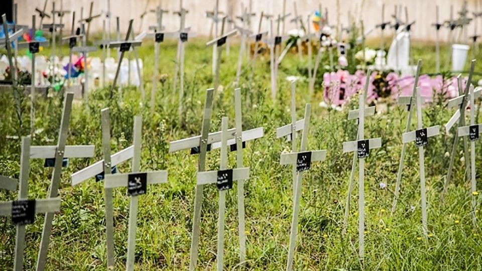 Descubrieron cementerio de fetos abortados   EL FRENTE