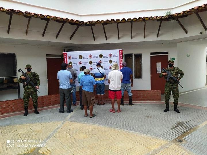 Operación Artemisa: el compromiso del Ejército Nacional con el medio ambiente en Santander   EL FRENTE