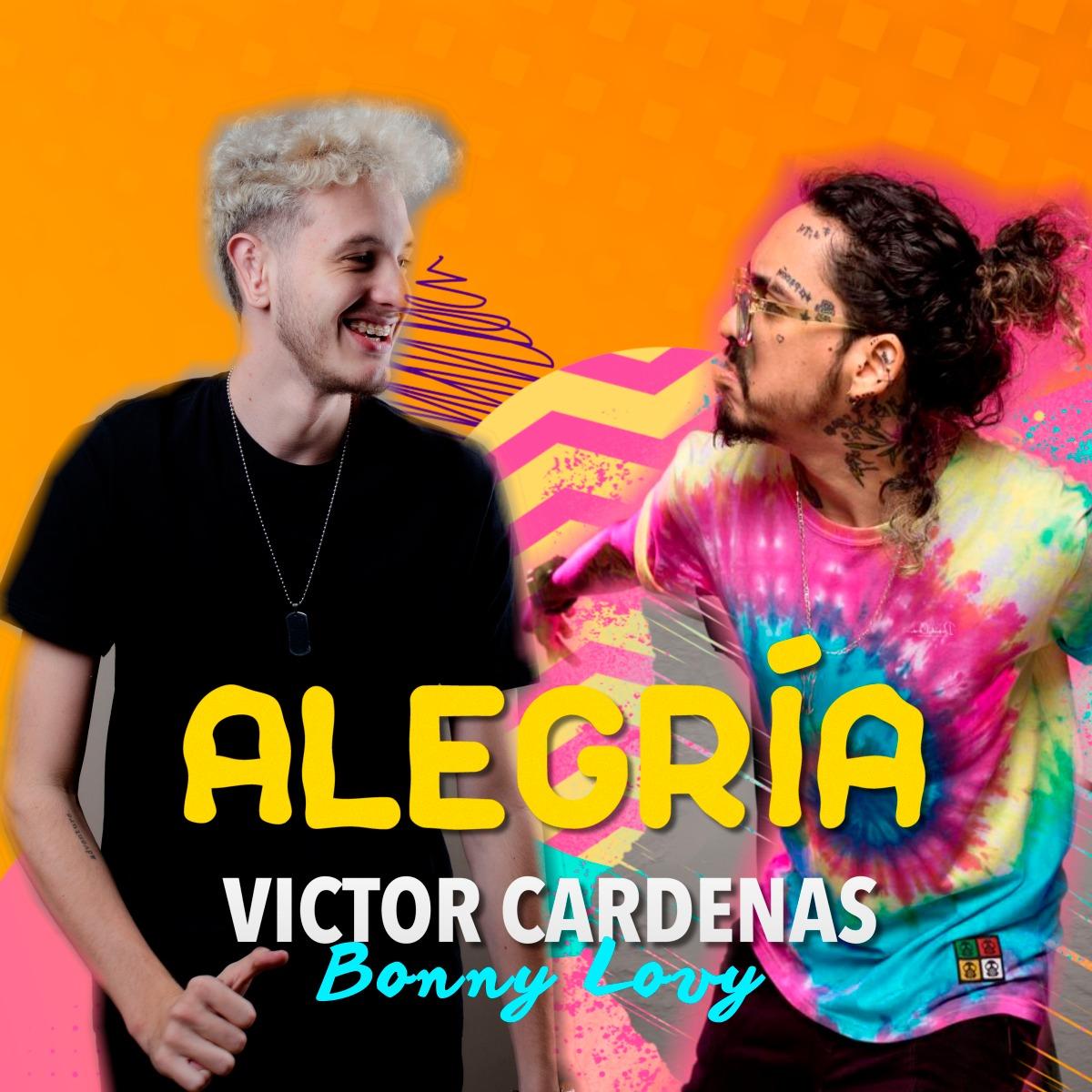 """""""Alegría"""" El nuevo sencillo de Victor Cárdenas junto a Bonny Lovy   Variedades   EL FRENTE"""