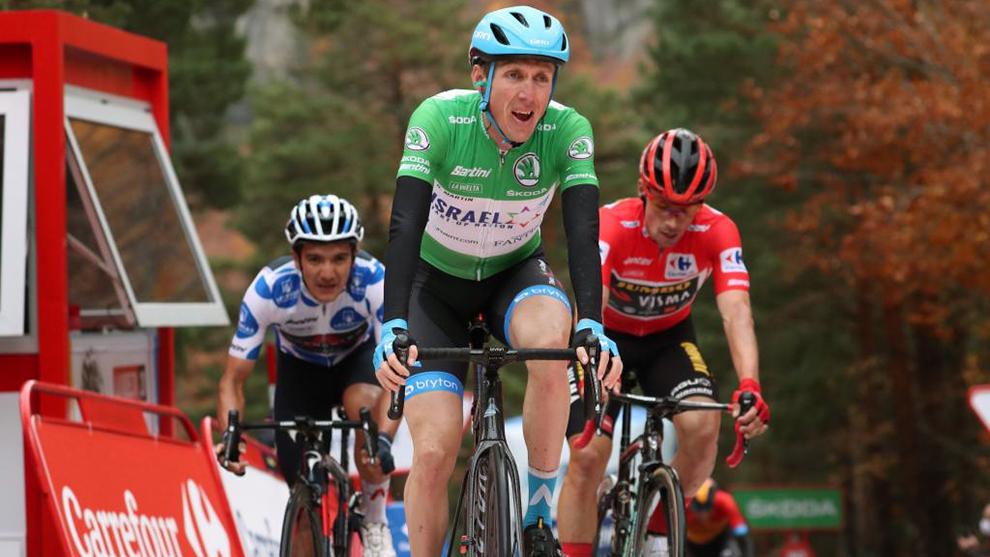 Irlandés Martin ganó la tercera etapa de la Vuelta a España | Internacional | Deportes | EL FRENTE