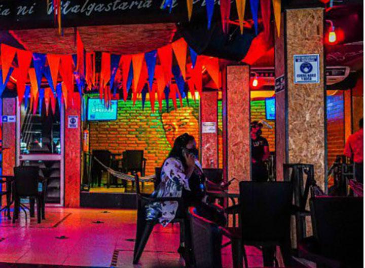 A la prohibición de celebración de Halloween se unieron médicos en Bucaramanga | Bucaramanga | Metro | EL FRENTE