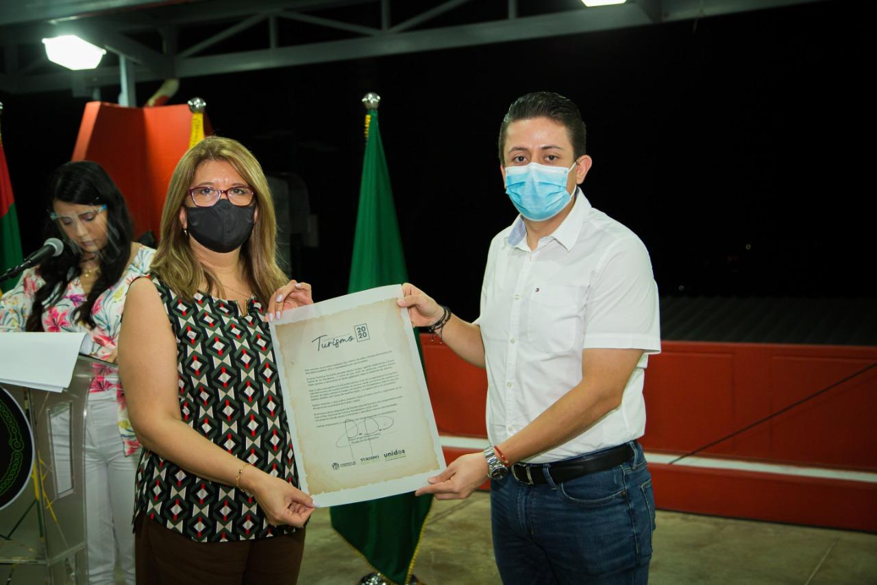 Floridablanca y el Día Mundial del Turismo. Ecoparque acreditado como zona biosegura   Región   Santander   EL FRENTE