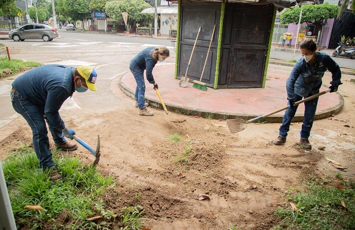 Comodidad para barranqueños y visitantes. Recuperación de los sitios emblemáticos | Santander | EL FRENTE